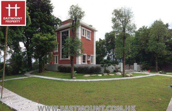 西貢 Wong Chuk Wan 黃竹灣村屋出售-全區罕有獨立屋, 巨園 | Eastmount Property東豪地產 ID:1358