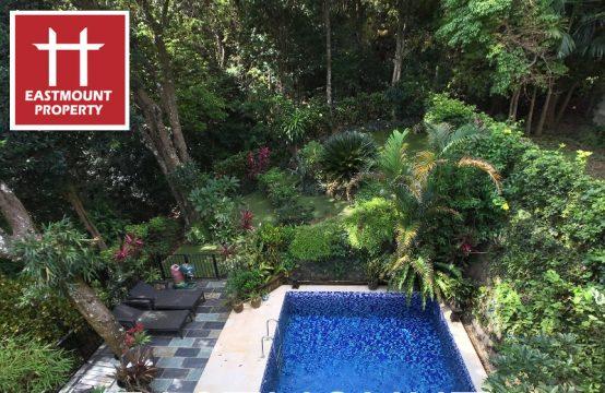 西貢Tai Wan 大環村屋出售-私人泳池, 近市及香港學堂| Eastmount Property東豪地產 ID: 2076